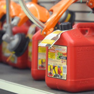 Gas Cans Pose Severe Burn Injury Risk