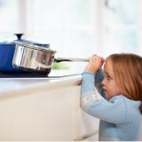 Keeping Homes Burn-Safe for Kids